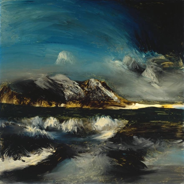 Antarctica by Sir Sidney Nolan