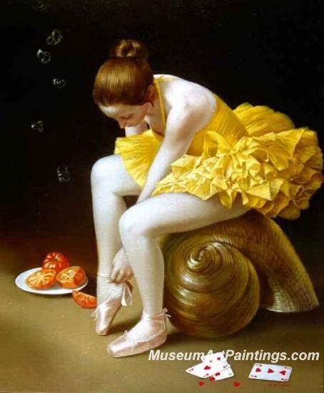 Ballet Paintings M01