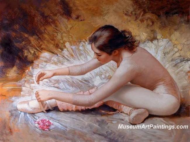Ballet Paintings M013