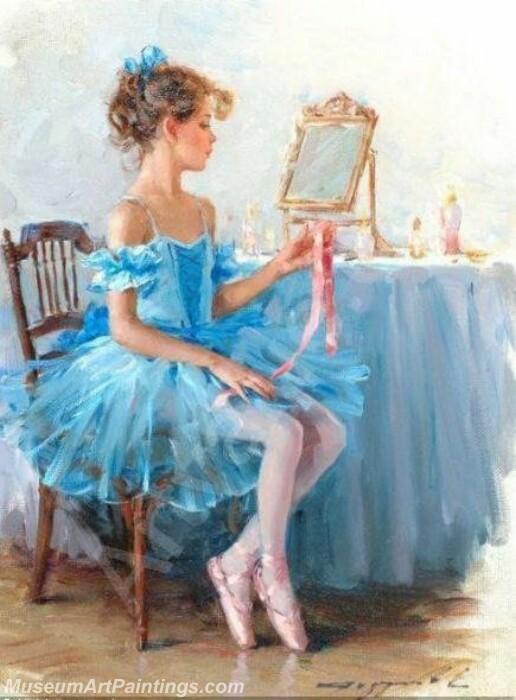 Ballet Paintings MDP61