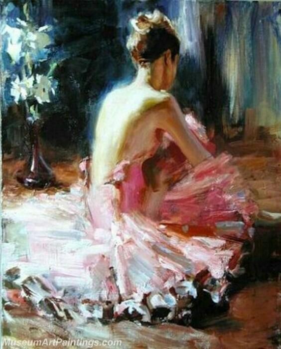 Ballet Paintings MDP62