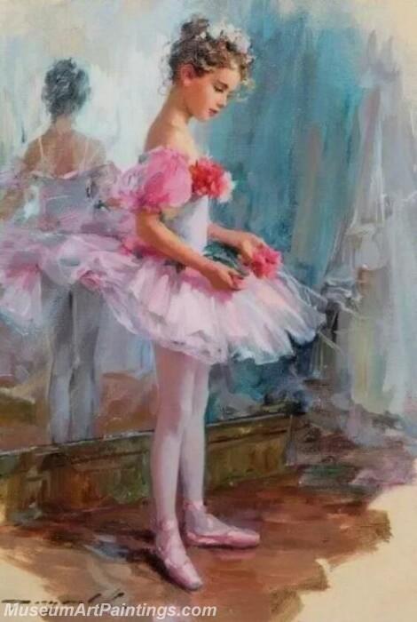 Ballet Paintings MDP68