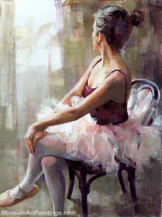 Ballet Paintings MDP69