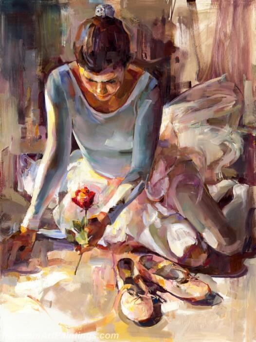 Ballet Paintings MDP70