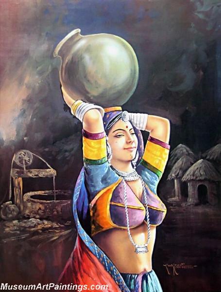 Rural Indian Women Paintings 018 - 94.1KB