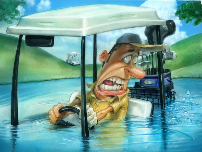 Cartoon Paintings 031