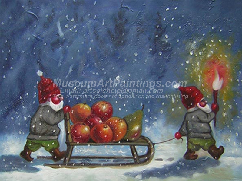 Christmas Paintings 003