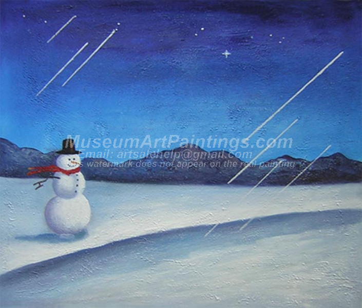Christmas Paintings 005