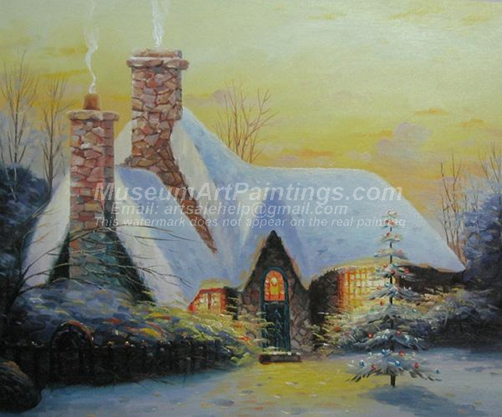 Christmas Paintings 010