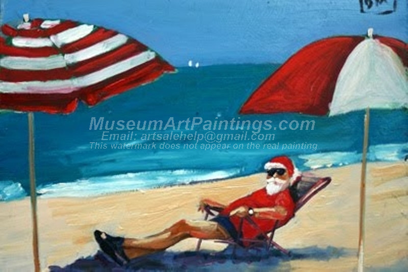 Christmas Paintings 060