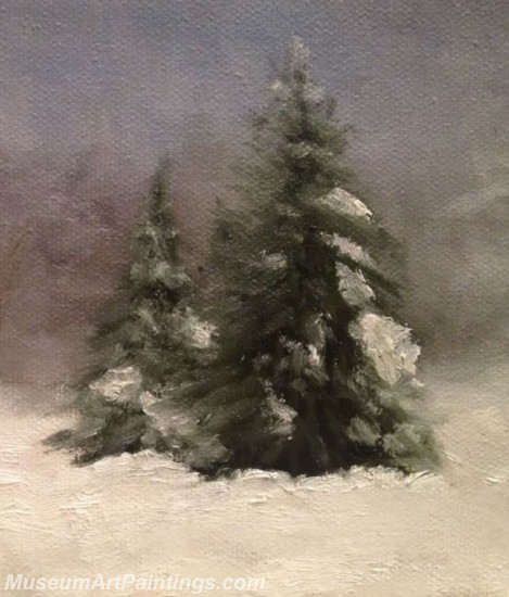 Christmas Paintings on Canvas CPN07