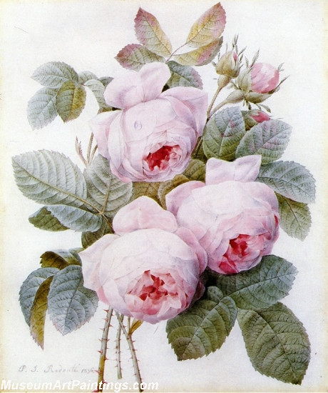 Famous Roses painting