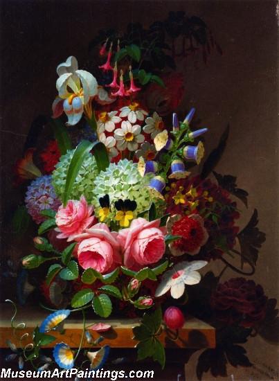 Floral Still Life Painting 02