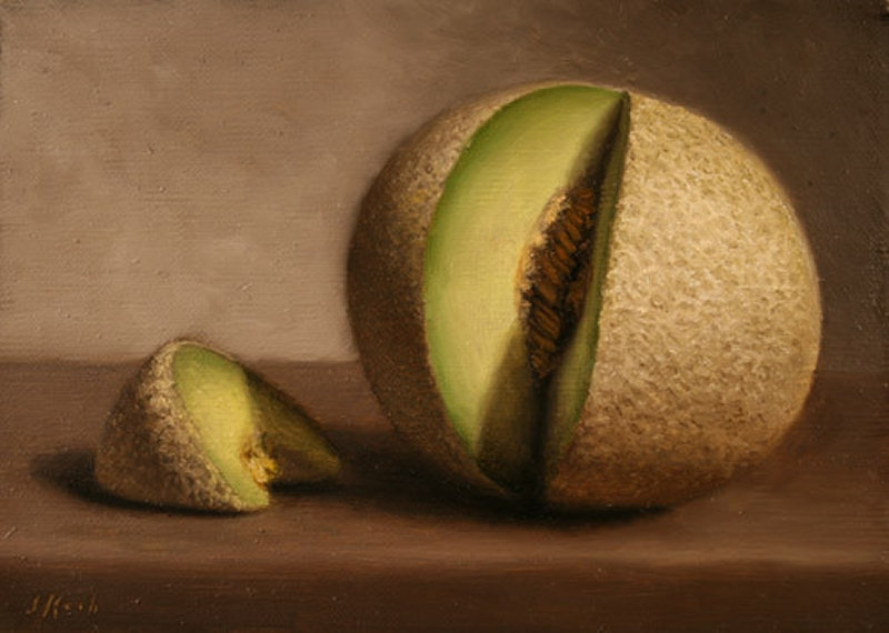 Fruit Oil Painting 06
