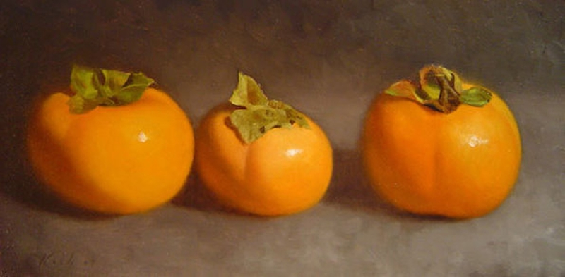 Fruit Oil Painting 11