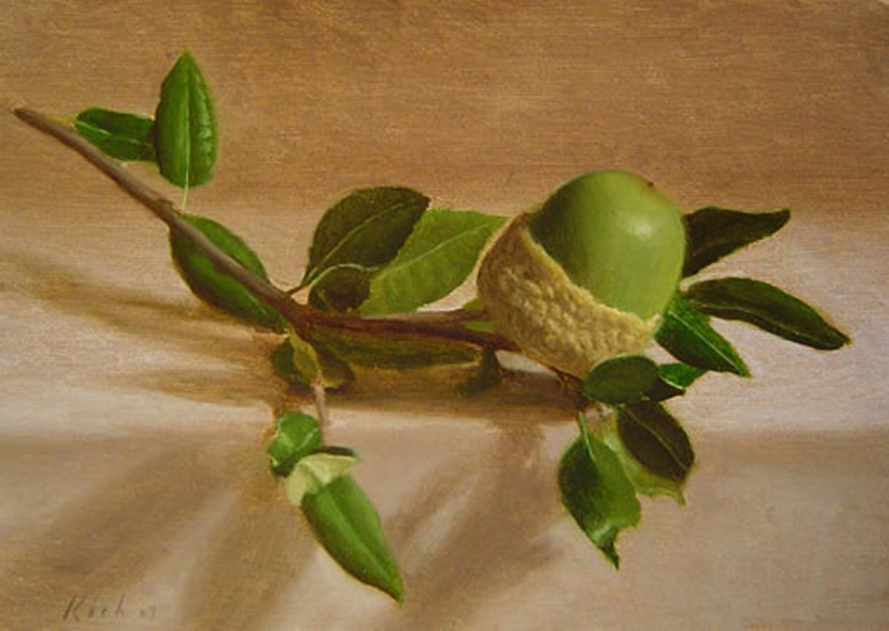 Fruit Oil Painting 14
