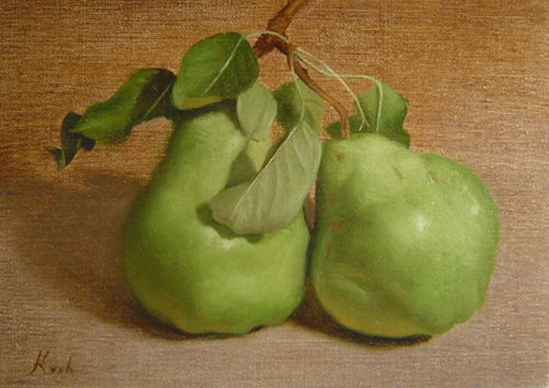 Fruit Oil Painting 16