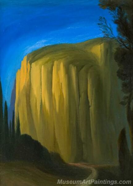 Landscape Paintings by Ubaldo Bartolini LPUB08
