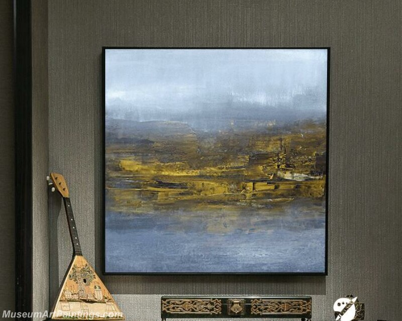 Living Room Paintings for Sale Abstract Painting B57