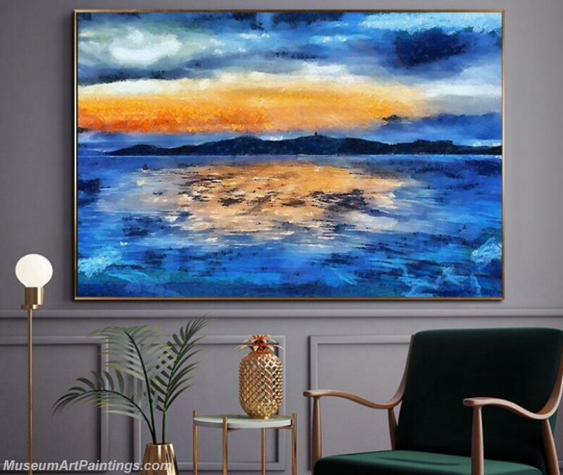 Living Room Paintings for Sale Abstract Painting B58