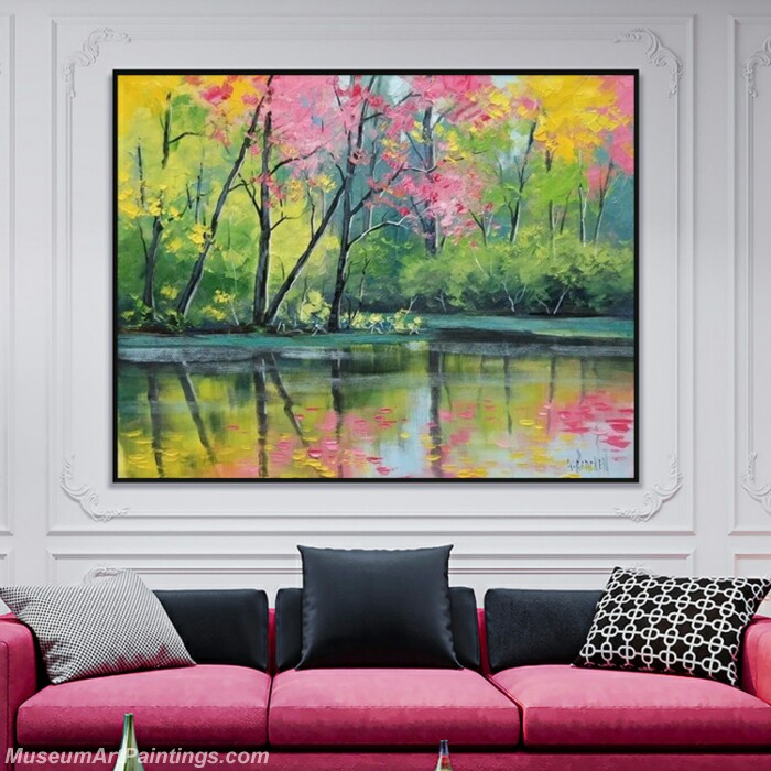 Living Room Paintings for Sale Landscape Paintings 01