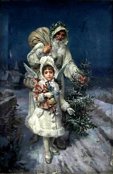 Memories of Christmas by Antonio Garcia y Mencia