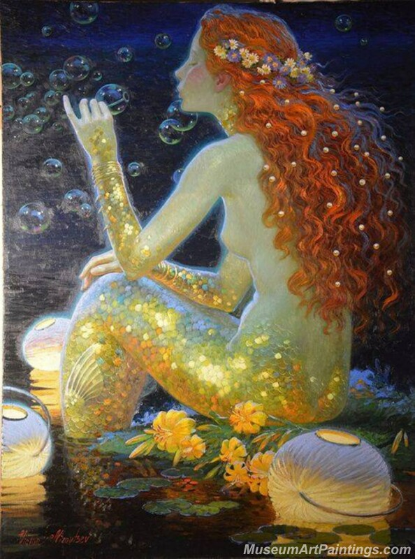 Mermaid Paintings 0019