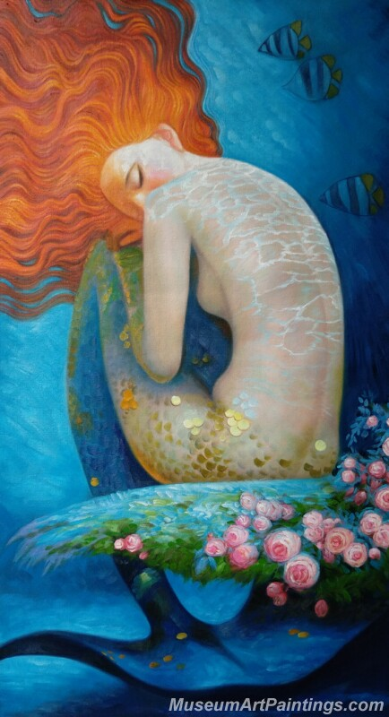 Mermaid Paintings 0020