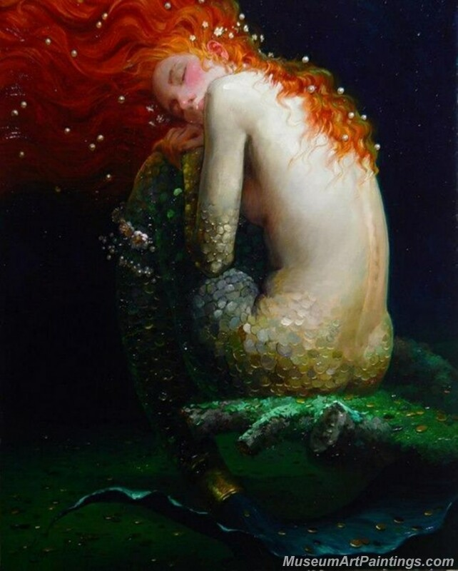 Mermaid Paintings 0022