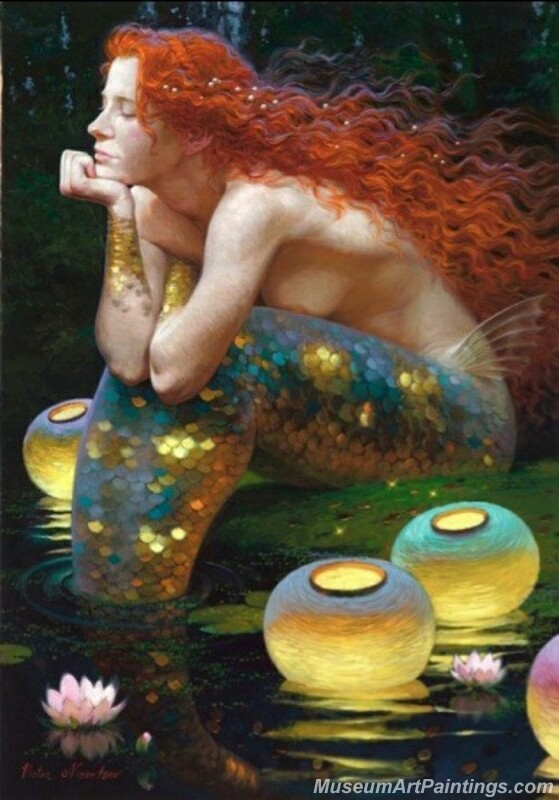 Mermaid Paintings 0023