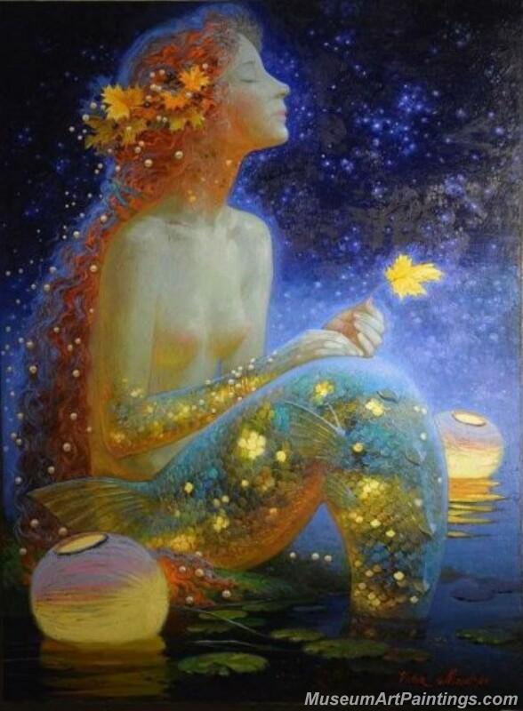 Mermaid Paintings 0026