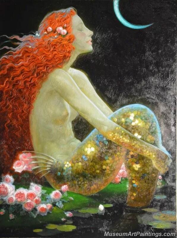 Mermaid Paintings 0027