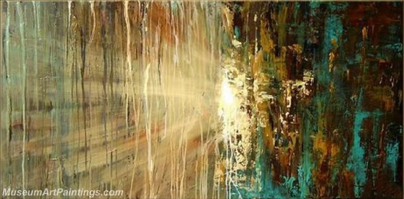 Modern Abstract Art Painting MAA19