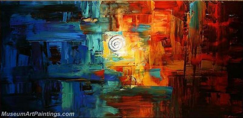Modern Abstract Art Painting MAA20