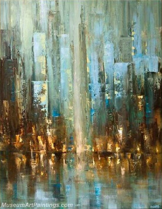 Modern Abstract Art Painting MAA21