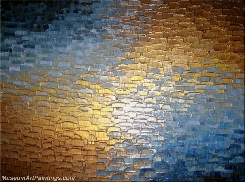 Modern Abstract Art Painting MAA24