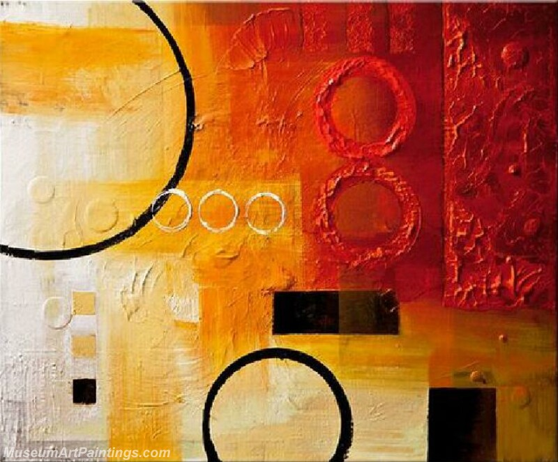 Modern Abstract Art Painting MAA32