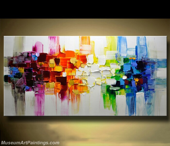 Modern Abstract Art Paintings MA08