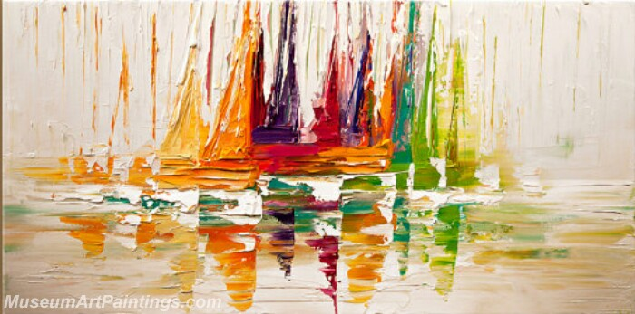 Modern Abstract Art Paintings MA09