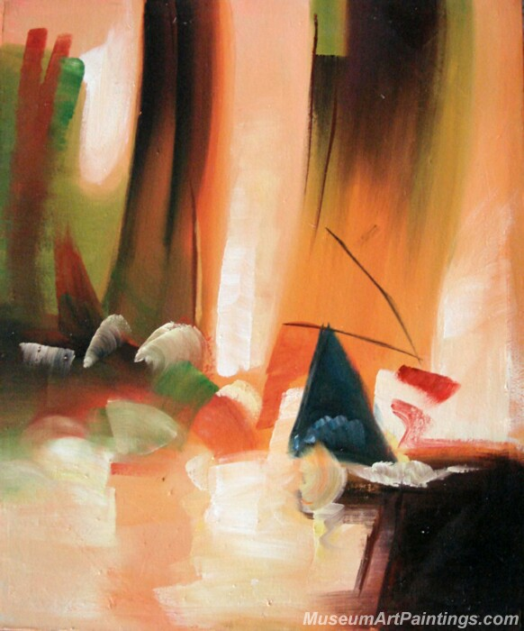 Modern Abstract Paintings for Sale FAMS485