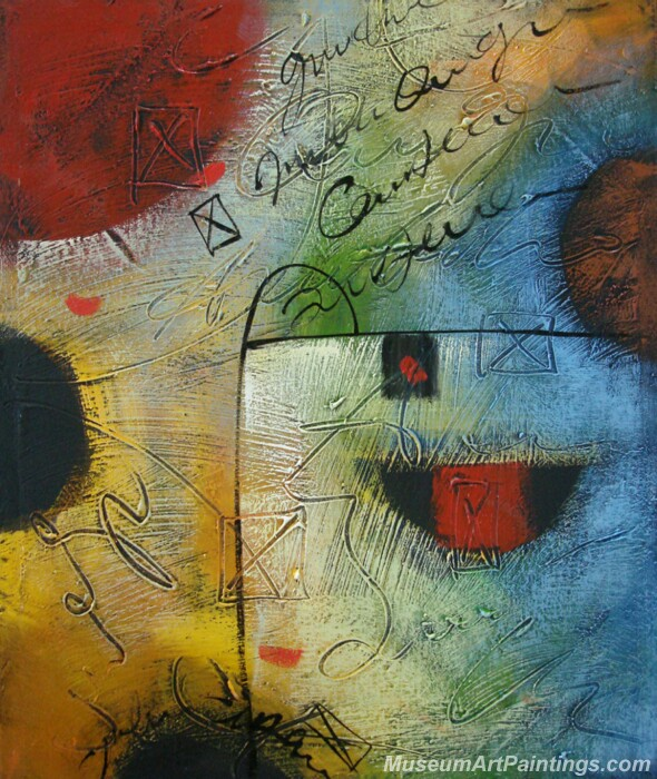 Modern Abstract Paintings for Sale FAMS556