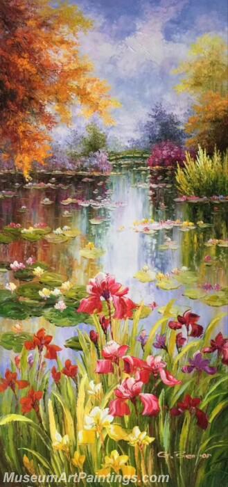 Modern Landscape Paintings MLP016