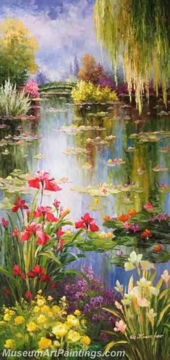 Modern Landscape Paintings MLP017