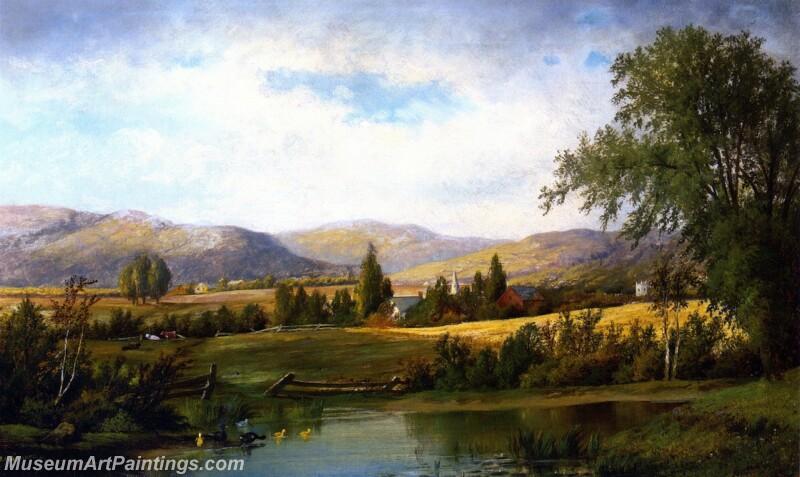 Mount Washington by William Henry Hilliard