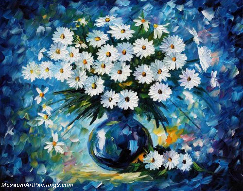 Palette Knife Oil Painting 074