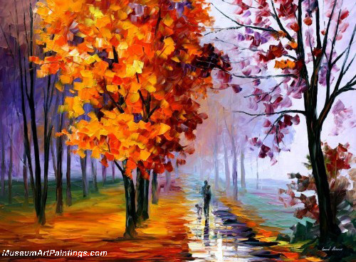 Palette Knife Oil Painting 078