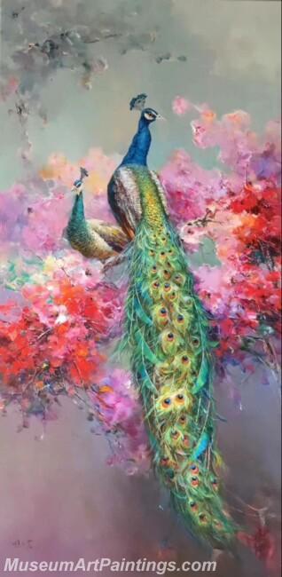 Peacock Paintings DMP04