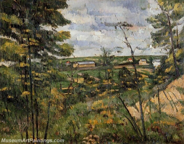 The Oise Valley Painting