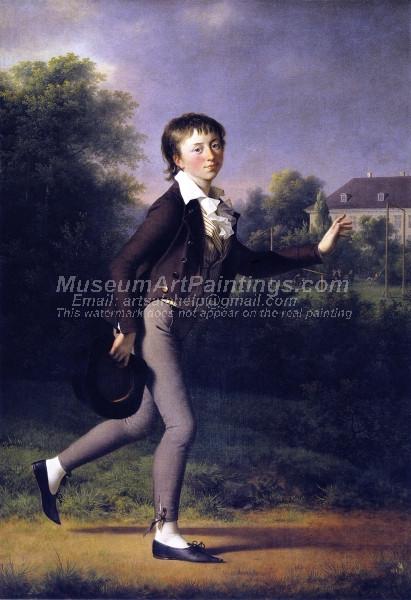 The Running Boy Marcus Holst von Schmidten