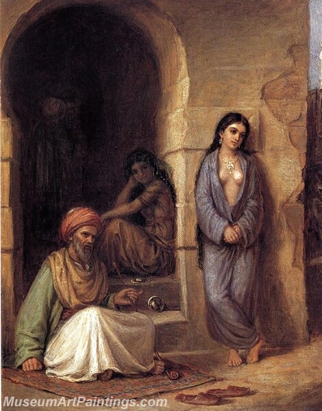 The Slave Painting